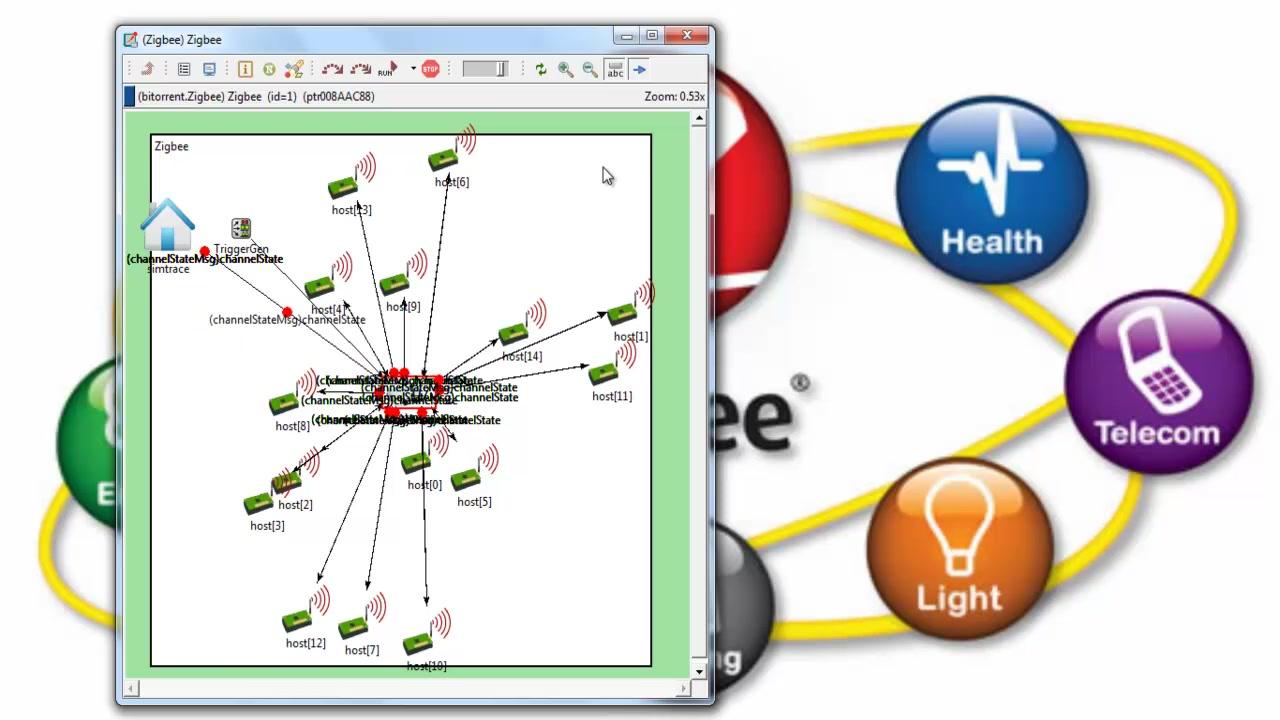 آموزش مبانی نرم افزار آمنت پلاس پلاس (Omnet Plus Plus)