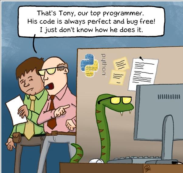 برنامه نویسی پایتون (Python Programming)