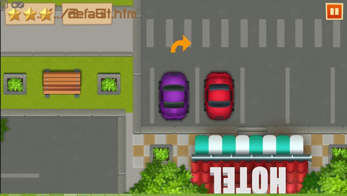 بازی پارک کردن ماشین سایت سوتل