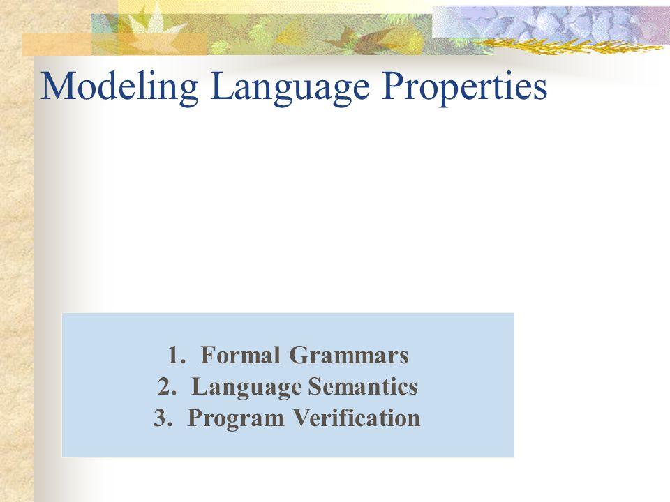 آزمون چهارم- مدلسازی خواص زبانها